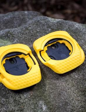 Speedplay's Zero Aero Walkable Cleats are a definite improvement on the standard version