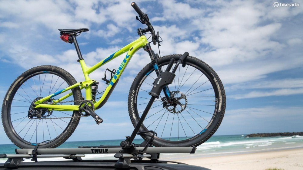 Thule 594xt Sidearm Bike Rack Review Bikeradar