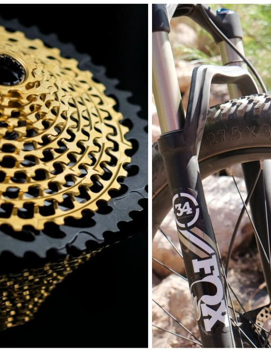 As 2016 winds down, let's take a look back at some of the general trends in mountain bike tech in 2016 and what they might mean for 2017