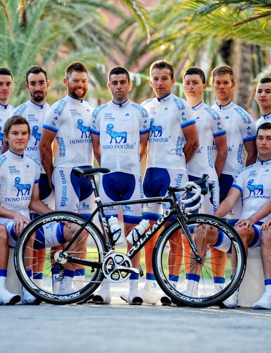 Team Novo Nordisk is aiming to ride in the 2021 Tour de France, which marks the 100-year anniversary of the discovery of insulin