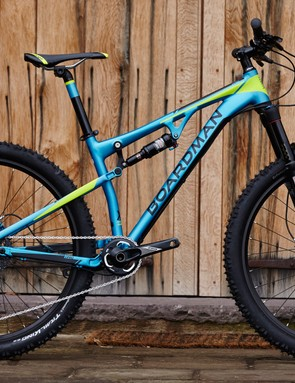 The Boardman MTB Pro FS; one of the UK's favourite full-sussers just got better