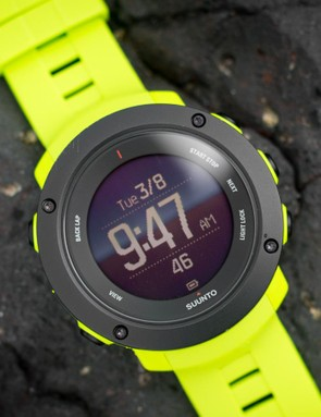 The Suunto Ambit3 Vertical could be a real competitor to the Garmin Fenix 3