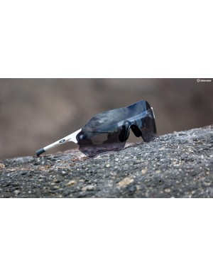 Whenever I've been on a bike this year I've been wearing the Oakley EVZero Path shades with a photochromatic lens
