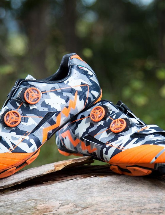 Northwave's Extreme XC is the brand's flagship cross country race shoe