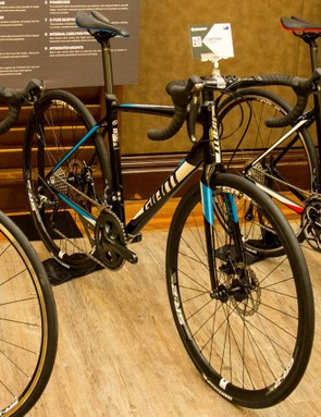 The Contend is Giant's new entry level alloy road bike