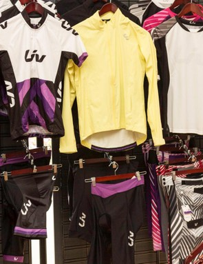 Liv has also expanded their range with plenty of flashy designs