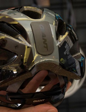 The Roost and Compel helmets both have a built-in light mount on the rear of the helmet