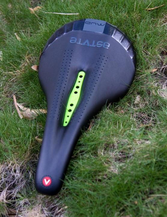 Astute's Mud Line saddle is the Italian brand's latest MTB saddle