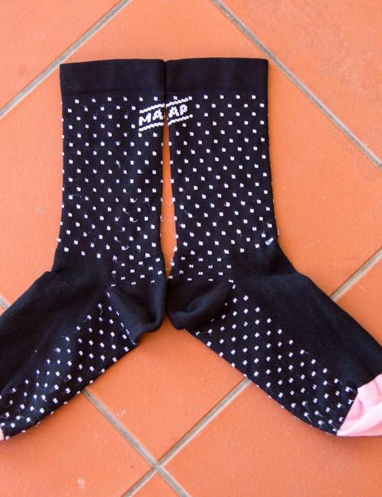 Maap's socks are Australian made