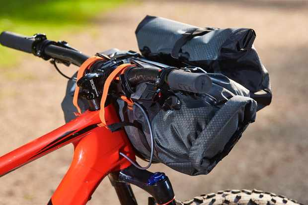 Ortlieb's handlebar bar roll pack