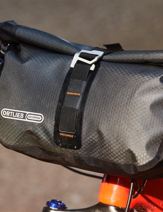 Not just for bikepacking, the handy accessory pack is a useful as a stand alone bag...