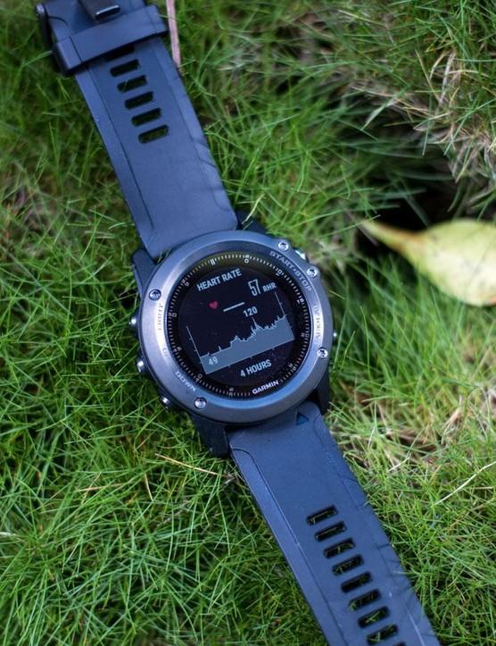 Wrist based heart rate monitors utilise an optical sensor that takes readings 24/7