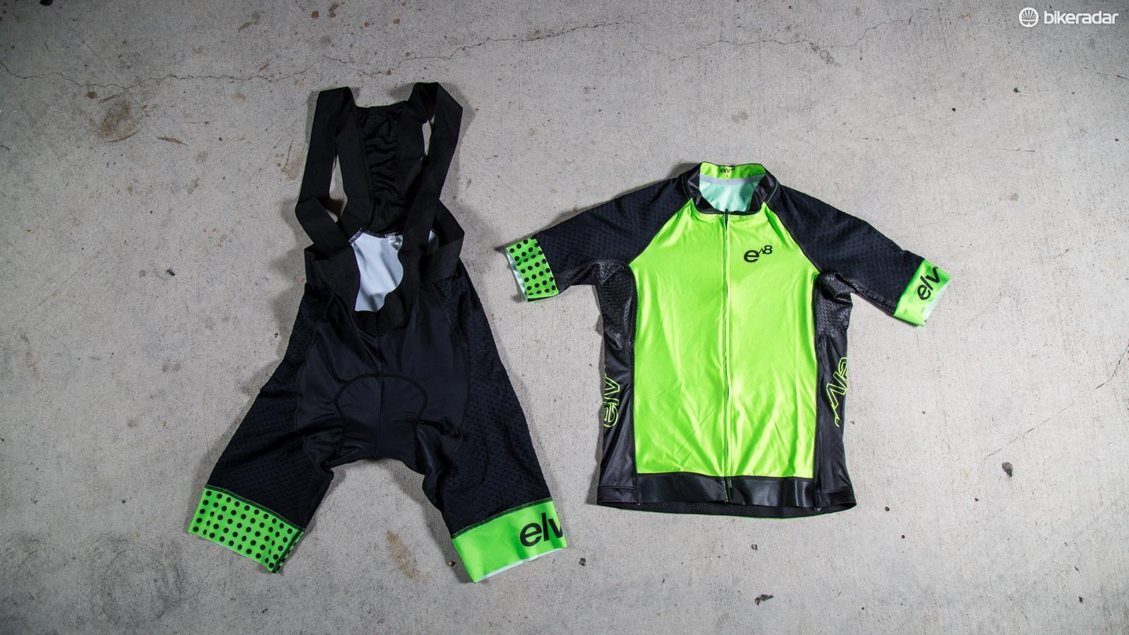 Elv^8 is a new Aussie brand producing aero-optimised kits
