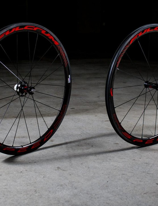 Fulcrum's Speed 40 Clinchers are the brands latest carbon clincher