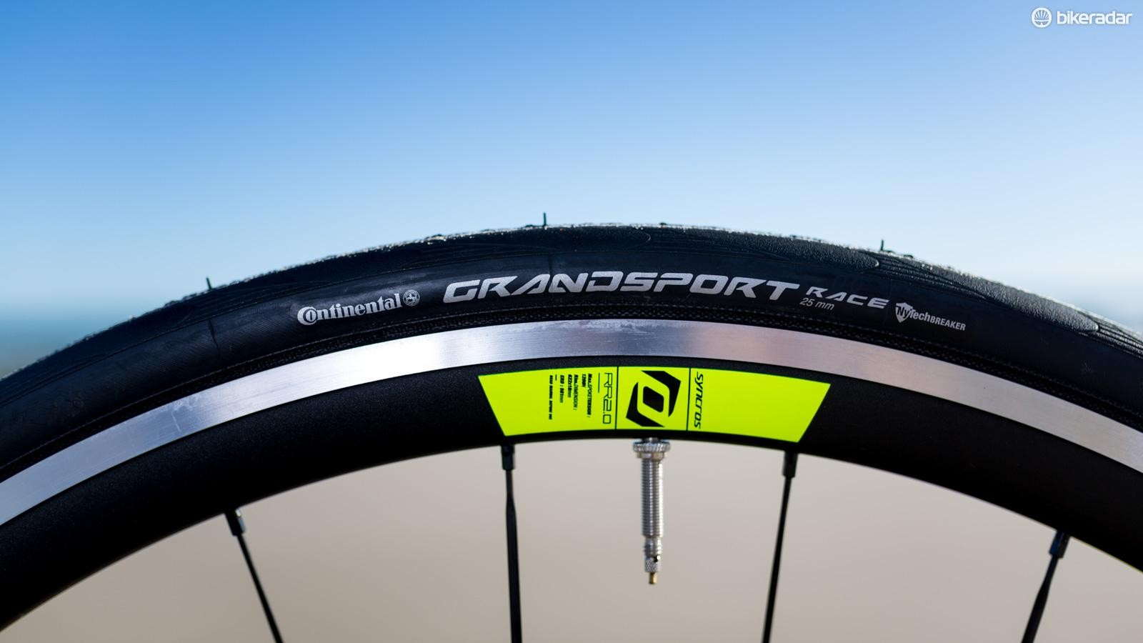 Upgrading your rubber not only sheds weight but improves ride quality