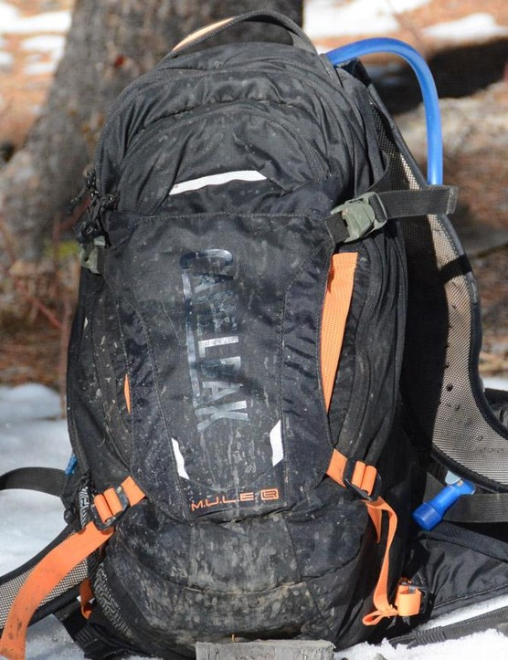With storage for everything and a low-slung weight, Camelbak's Mule LR shows how advanced and how comfortable hydration packs can be