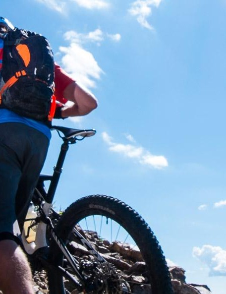 Riding or pushing, Camelbak's Mule LR is an impressive, well thought out hydration pack