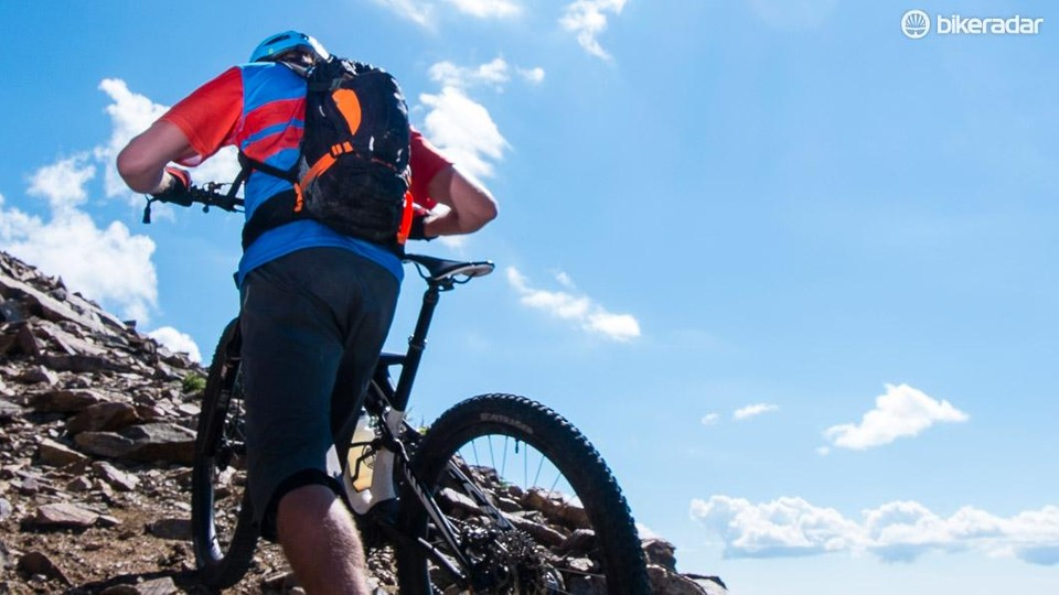 f5573eca0e3 Riding or pushing, Camelbak's Mule LR is an impressive, well thought out  hydration pack