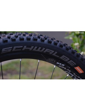 The tread patterns remain the same but all of the new Addix compounds are claimed to be improved