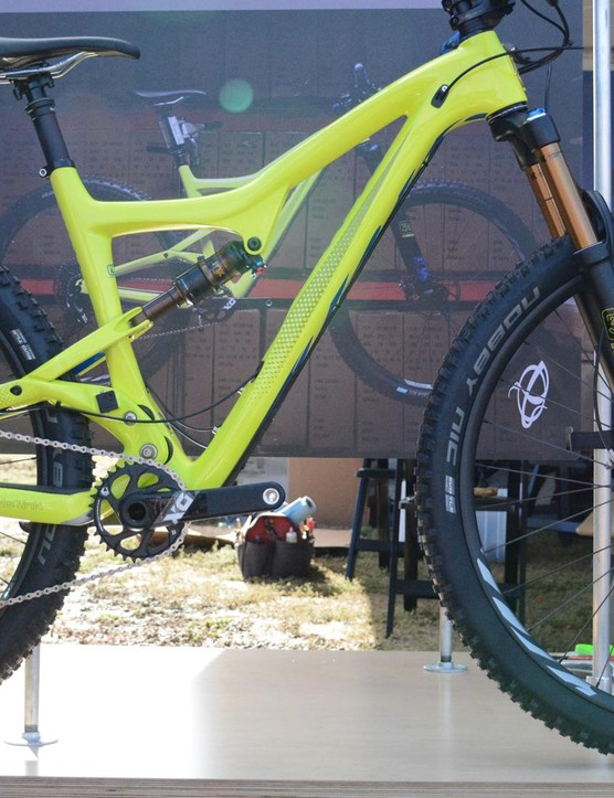 Ibis's new Ripley LS comes with 29x2.6in tires and 130/120mm front and rear travel