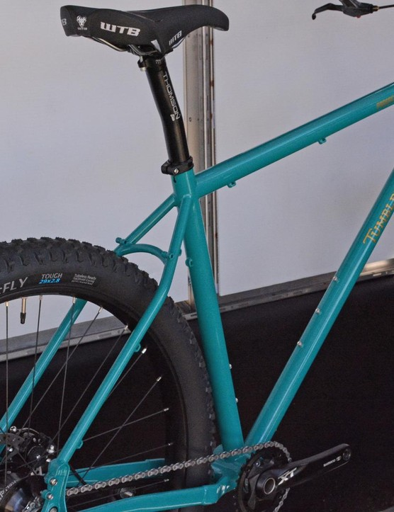 Rigid singlespeeds are definitely on board with plus-size tires