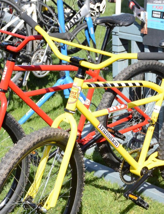 Every type of bike was present and raced at Sea Otter