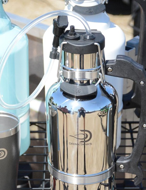 Love beer and need a safe, reliable way to transport it? Drinktanks has you covered