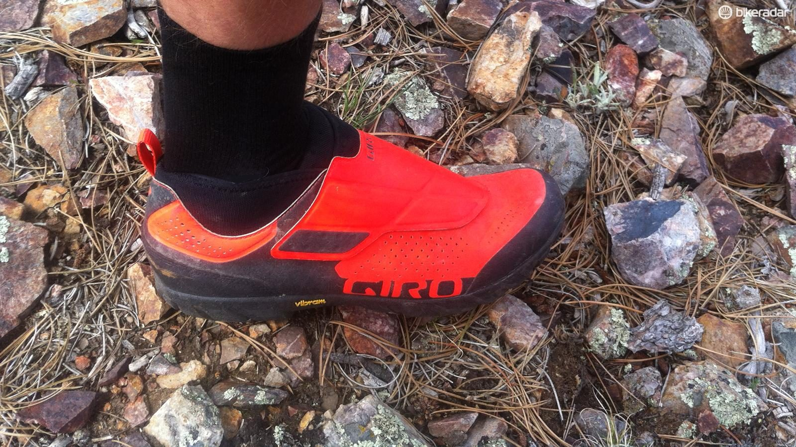 Giro Terraduro Mid shoes review BikeRadar