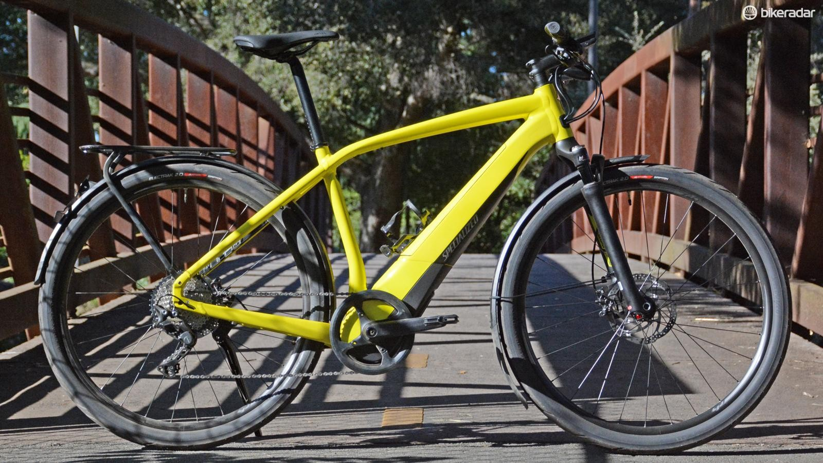 Specialized's Turbo Vado 6.0 is the highest in the range
