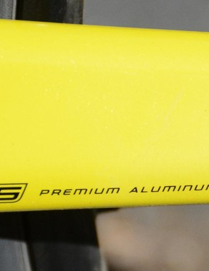 The Turbo Vado 6.0 is crafted from E5 Premium alloy