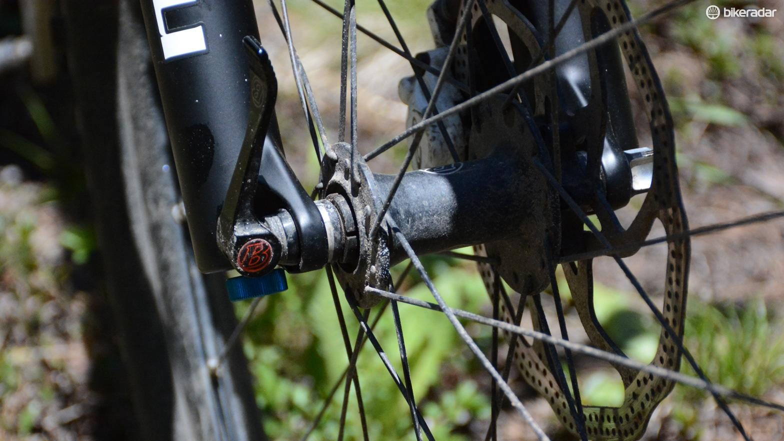 "2018 KPSEC XC50 Air Suspension Fork MTB Mountain Bike 26/"" 27.5/"" 29/"" 120mm"