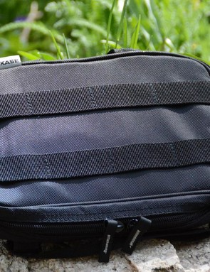 Bikase makes no-nonsense gear, like this ever-so-trendy handlebar bag