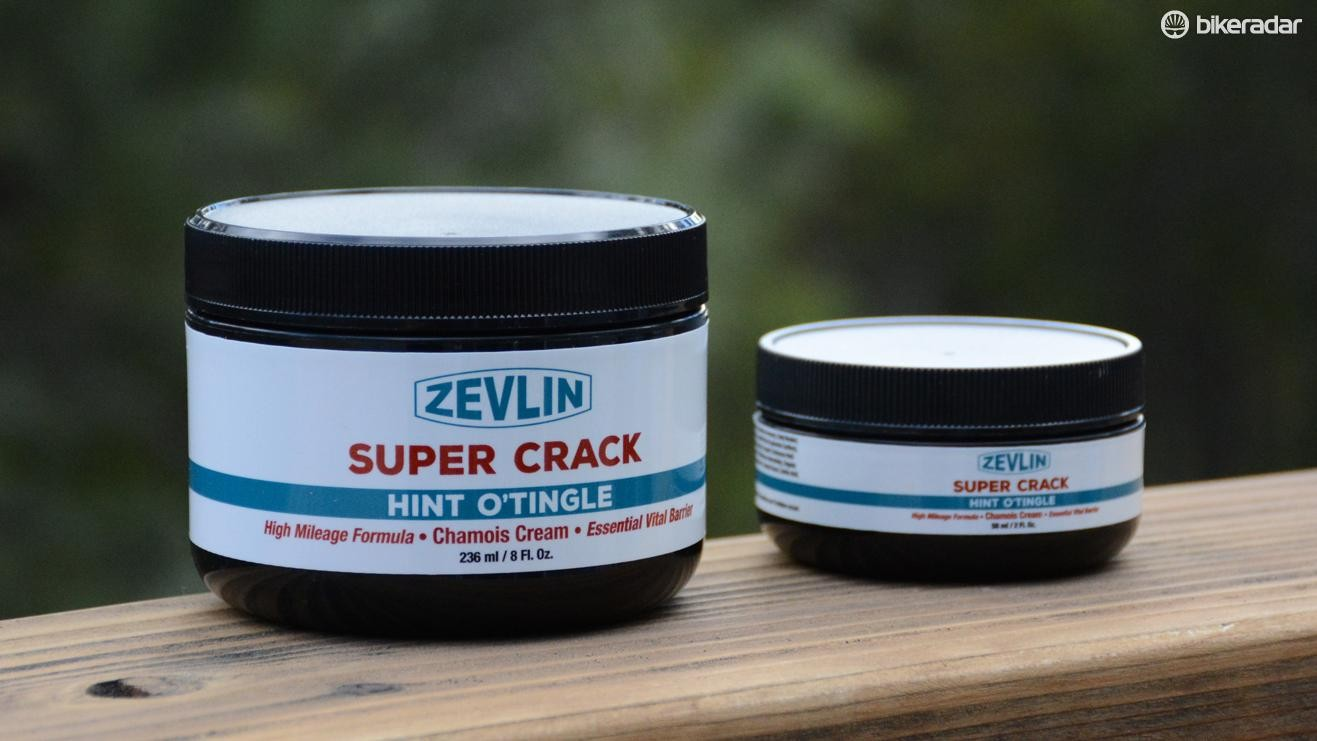 Sore bum no more! Zevlin isn't being subtle with the product name