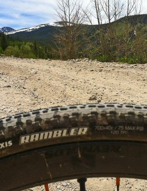 On the extreme end of gravel roads are Forest Service roads