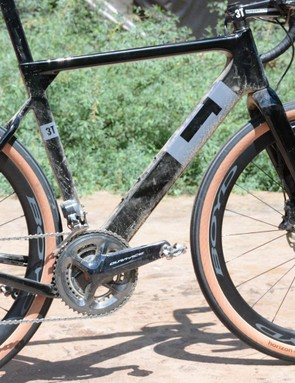 The Jocassee wheels were built for gravel and adventure machines like the 3T Exploro
