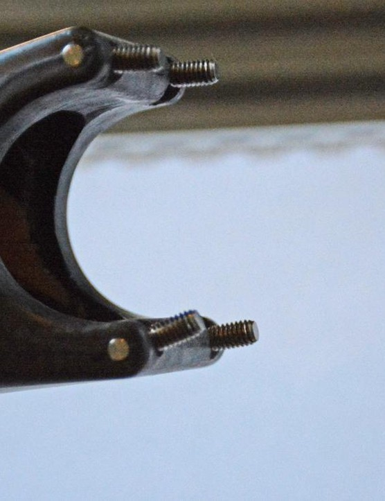 Another view of the stem bolts