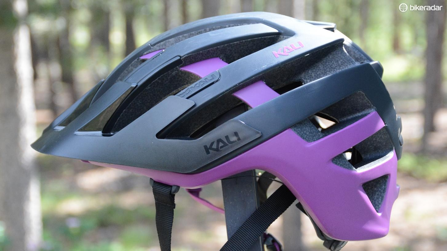 Kali's new Interceptor helmet features new crash protection technology