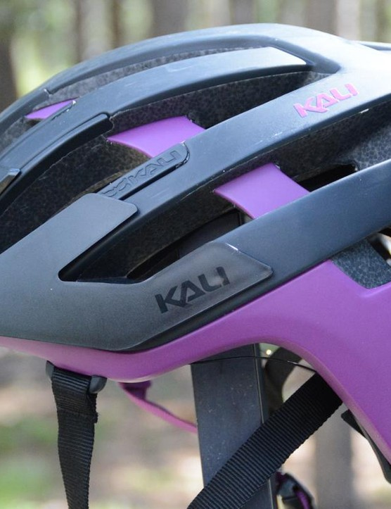Kali's Interceptor helmet is positioned for trail and enduro riding and features some additional safety technology