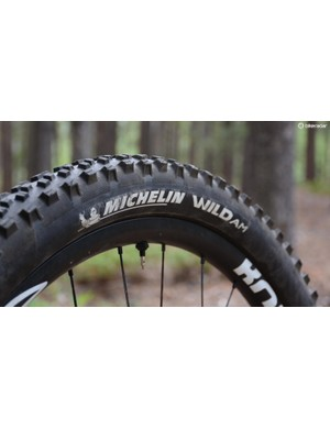 Michelin's Wild AM should have a 'TR' for trail designation