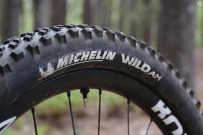 Michelin's Wild AM should have a 'TR' for trail designation