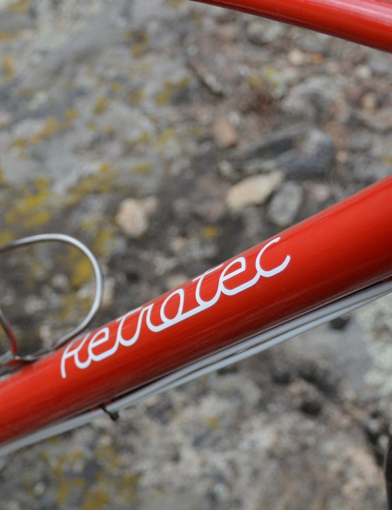 Retrotec frames are made in Napa, California by Curt Inglis