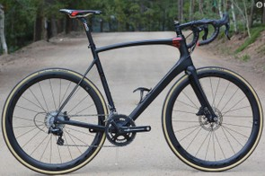 Ridley's Fenix SLX is the Belgian's take on an all-around, endurance bike