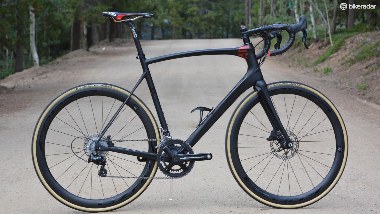 Ridley's Fenix SLX is the Belgian's take on an all-around, endurance bike
