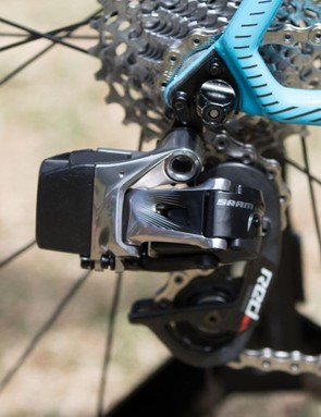 SRAM's eTap groupset is certainly the most exciting for 2016, but a hydro-brake version is in the works too