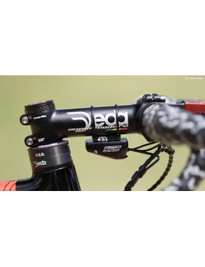 Campagnolo EPS V3 was released last year and teams are now using it. It features relatively small, but important updates