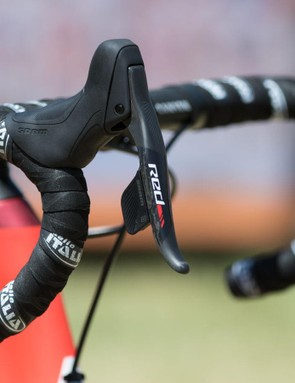 More SRAM eTap. In our books, this is the group winning the competition right now