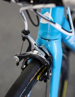 Shimano Dura-Ace brakes