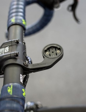 A Garmin out-front mount for Herrada