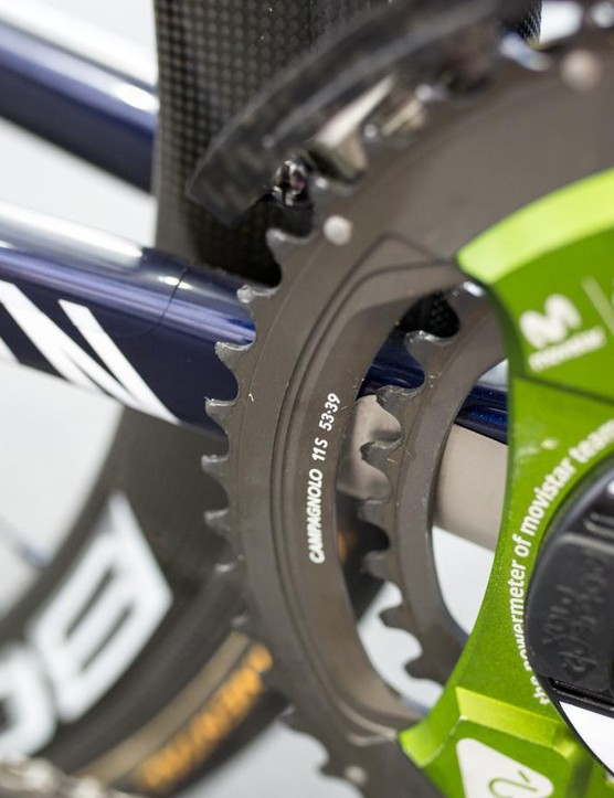 53-39 chainrings for Herrada