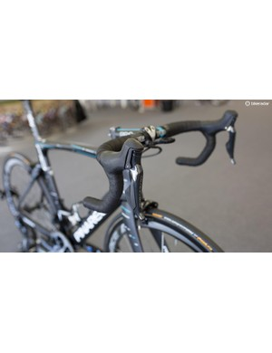Shimano's Dura-Ace 9100 also features a hood redesign